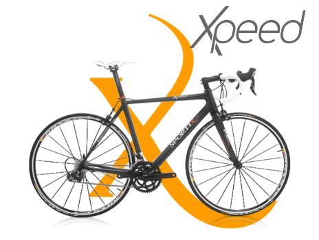 Xpeed bike sportix