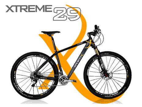 Xtreame 29 bike sportix
